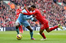 The Reds buat City Tersungkur di Anfield