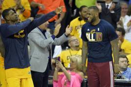James Pastikan Cavs ke Final NBA