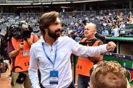 RESMI Pirlo Gabung ke New York City