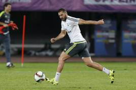Arsenal Madrid Sepakati Transfer Benzema