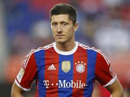 Lewandowski Pupus Harapan Arsenal dan United