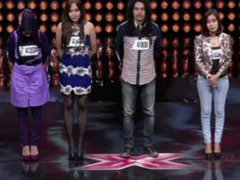 Hasil Bootcamp Kategori Overage X Factor Indonesia