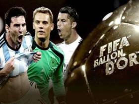 Dominasi Barca Madrid di Ballon dOr 2015