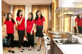 Pikko Group Gelar Show Unit Signature Park Grande