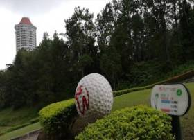 Asyiknya Bermain Golf di Awana Hotel Resorts World Genting