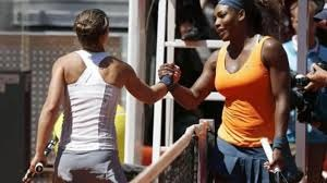 Serena Williams tantang Sharapova di final