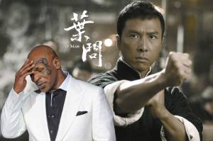 Wah Mike Tyson Jadi Figuran di Film China