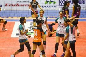 Persaingan Ketat 8 Tim di Final Four Proliga 2015