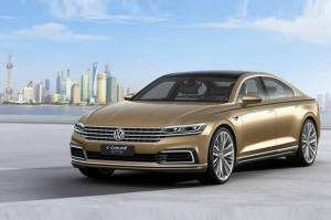 VW Andalkan C Coupe GTE Hybrid di China