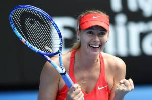 Ngintip Busana Sharapova di AS Terbuka
