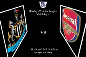 Preview Newcaslte vs Arsenal Badai Cedera Terjang Kedua Tim
