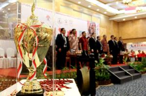 Petarung Junior Indonesia Kuasai Asian Muay Championship 2015