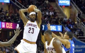 Rekor The Cavs Makin Manis di Kandang