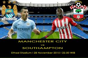 Preview Man City vs Southampton Jalan Terjal Menuju Puncak