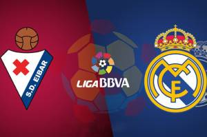 Preview Eibar vs Real Madrid Ajang Lupakan Pembantaian