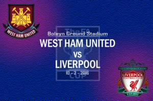 Preview West Ham vs Liverpool Lawan Rasa Lelah Demi Tiket Babak Kelima