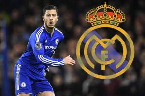 Eden Hazard ke Real Madrid Tinggal Tunggu Waktu