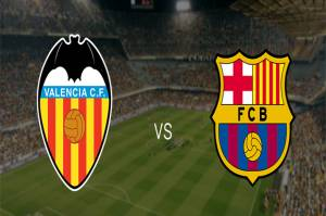 Preview Valencia vs Barcelona Menanti Rekor Luis Enrique