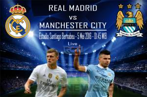 Preview Real Madrid vs Manchester City Menatap Sejarah Baru