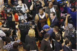 Berkat LeBron James Cavs Tembus Putaran Final NBA