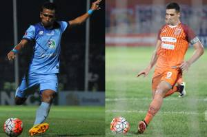 Preview Persela vs Pusamania Borneo FC Pesut Etam Bolong di Tengah