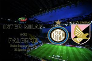 Preview Inter Milan vs Palermo Tekanan Tuan Rumah