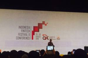 Jokowi Buka Indonesia Fintech Festival and Conference 2016
