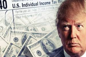 Does Trump Pay Taxes?
