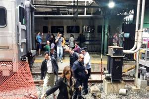 NJ Transit Crash Sounded Like Bomb