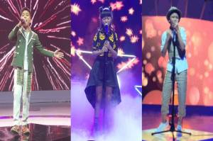 Aura Tersingkir, Ayi, Sharon dan Navis Tatap Road to Grand Final