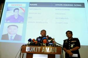 Become Suspect, Malaysian Police will Compel North Korean Diplomat