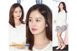 Ini Penampilan Kim Tae Hee Saat Hamil