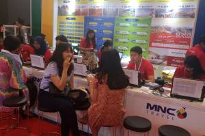 MNC Travel Berpartisipasi di Garuda Indonesia Travel Fair 2017