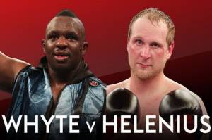 Dillian Whyte Puji Kemampuan Tarung The Nordic Nightmare
