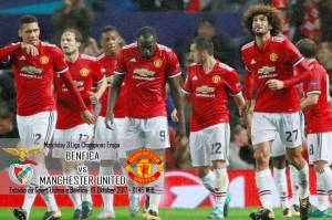 Preview Benfica vs Manchester United: Setan Merah di Atas Angin