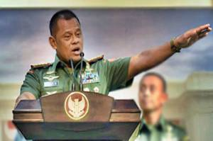 TNI Commander Refused Entry to United States