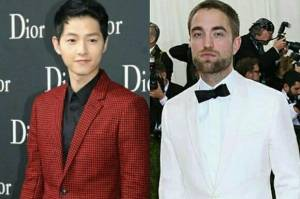 Song Joong Ki Dibandingkan dengan Robert Pattinson