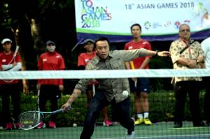 Soft Tenis Bidik Satu Medali Emas di Asian Games 2018