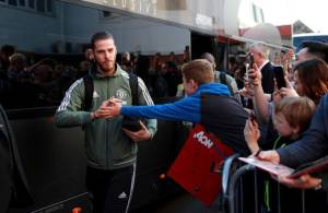 Susunan Pemain AFC Bournemouth vs Manchester United