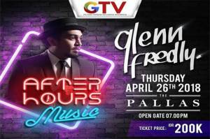 Glenn Fredly Kembali Tampil di After Hours Music GTV