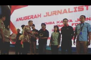iNews.id dan iNews TV Raih Anugerah Jurnalistik Polri