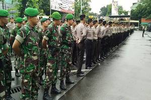 All Out Amankan Asian Games, 9.950 Personel TNI-Polri Disiagakan di Jabar