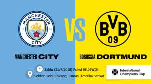 Preview Manchester City vs Borussia Dortmund: Mengukur Persiapan
