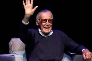 Stan Lee Meninggal Dunia, Iron Man dan Captain America Berduka