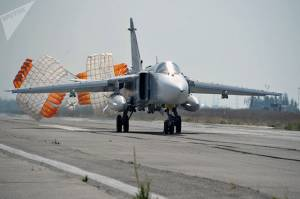 Russian Aviation in Syria Carried Out Up to 100 Sorties Per Day