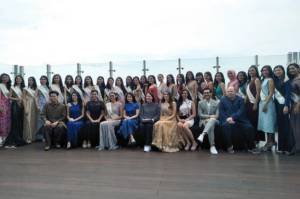 Miss Indonesia 2019 Gelar Farewell Lunch