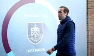 Susunan Pemain Burnley vs Tottenham Hotspur