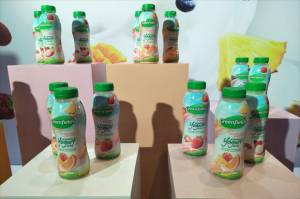 Sasar Anak Muda, Greenfields Luncurkan Greenfields Yogurt Drink