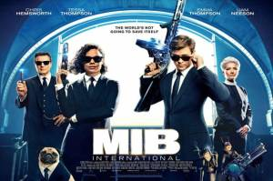 Review Film Men In Black: International