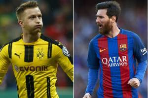Reus Ingin Messi Main